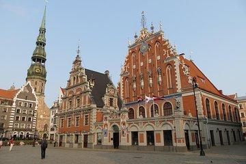 Save 20.01%! Riga Self-Guided Audio Tour