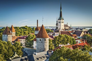 Day trip to Tallinn from Helsinki by VIP car