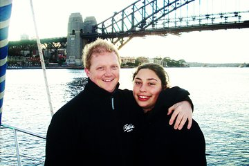 Sunrise Sailing on Sydney Harbour