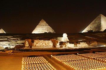 Save 20.00%! Giza Pyramids Sound & Light Show At Night