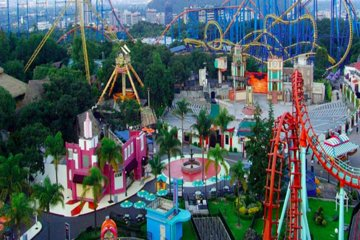 Six Flags Mexico Admission Ticket With Transport