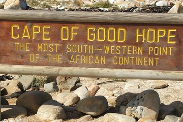 Private Shore Excursions: Cape of Good Hope Cape Point Penguins KirstenboschTour