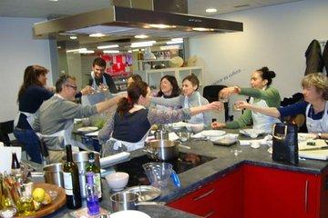 Madrid Paella & Sangria Cooking Experience