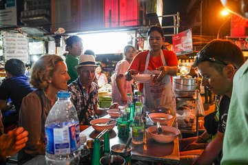 Night Street Food Tour of Bangkok's Chinatown
