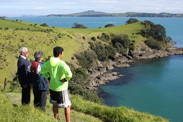 Private Maori Walking Tour with Wine Tasting and Lunch