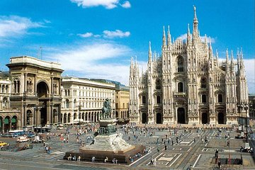 Last Supper Ticket and Milan Half-Day Tour