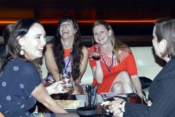 Wine & Cheese VIP Soiree New Media Film Festival