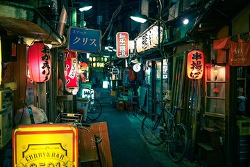 Sangenjaya Back-Alley Private Tour with Tokyo Local Guide