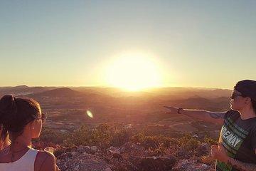 Safari en jeep con puesta de sol en el Algarve