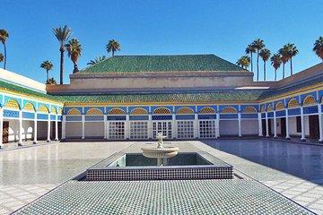 Visit Bahia & Badii Palaces - Skip The Line Ticket