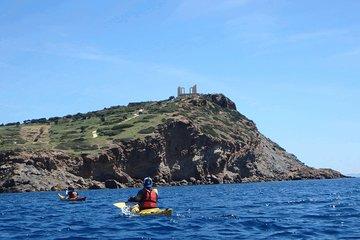 Athens Sea Kayak Tour