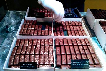 Exceptional Chocolate Tasting Tour with a Trained Chocolate Expert in Brussels Tickets