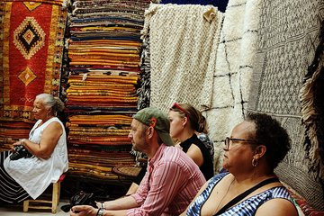 Marrakesh's Shopping Experience