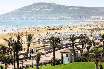 Premium Day Trip to Agadir including a Boat Cruise