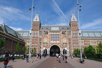 Amsterdam gastronómica en bicicleta