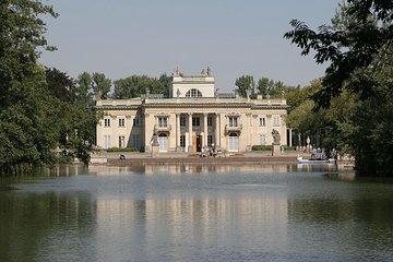 Lazienki Park + POLIN Museum: SMALL GROUP /inc. Pick-up/