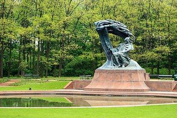 Lazienki Park + POLIN Museum: PRIVATE TOUR /inc. Pick-up/