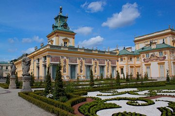 Wilanów Royal Palace + POLIN Museum: SMALL GROUP /inc. Pick-up/