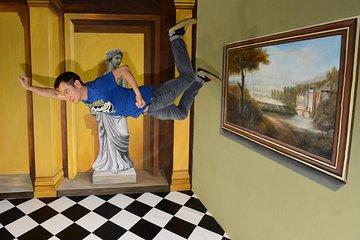 illusion 3D Art Museum Kuala Lumpur Admission Ticket