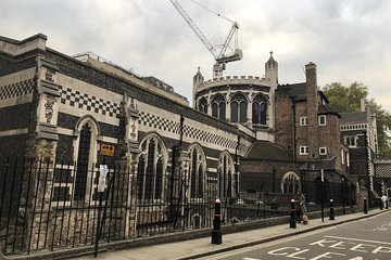Darkside London: Death, Fire and Executions