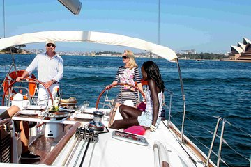 Sydney Harbour Luxury Sailing Trip including Lunch Tickets