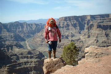 Grand Canyon West Rim Adventure by Plane with Skywalk