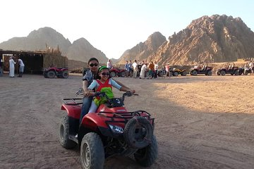 Save 20.00%! Sunset Bedouin BBQ Dinner Safari in Hurghada Desert