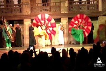 Al Tannoura Egyptian Heritage Dance Troupe Cairo