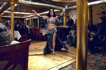 Nile Dinner Cruise with Live Show included Private Transfers