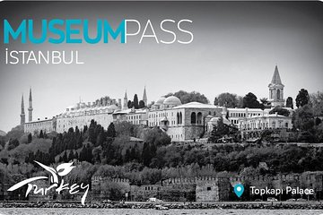 Istanbul Museum Pass, Bosphorus Boat Tour and Big Bus Ticket