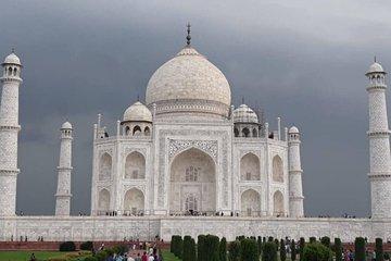 #1 Full Day Taj Mahal & Agra Sightseeing Tour from Delhi