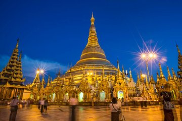 Private Yangon City Tour Including Lunch With English Local Tour Guide