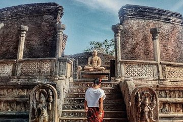 Day Excursion To Ancient City Polonnaruwa From Colombo