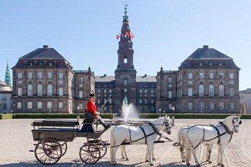 Combi Ticket To Christiansborg Palace