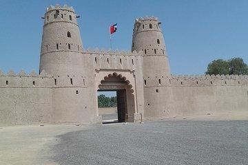 Al Ain city private tour with professional Driver