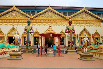 Private Tour: Full Day Center Penang Island Tour