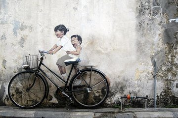 Private Tour: Full Day Penang Heritage Tour