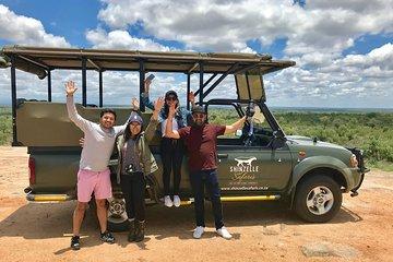 3-Day Kruger National Park Safari including Breakfast and Dinner