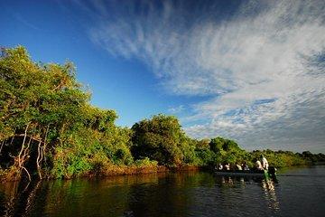 3 dias = Encontro dos 03 Biomas (Amazônia, Cerrado & Pantanal)