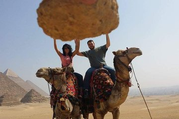 Save 8.00%! Two-Day Private Guided City Tour of Cairo Giza and Saqqara
