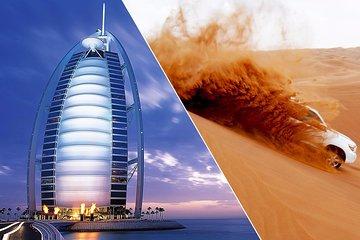 DUBAI DESERT SAFARI COM JANTAR DE...