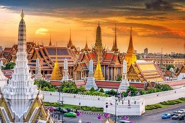 Fullday Join Tour Bangkok temple & city tour + Lunch + Royal Grand Palace