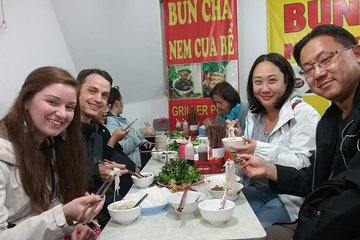 Hanoi Foodie 4 timer