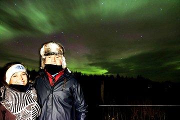 Northern Lights 4x4 Jeep Tour from Akureyri