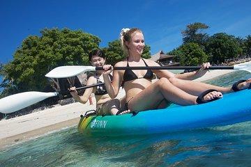 Lembongan Island Catamaran Cruise with Beach Club Activities