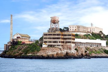 The One Day in San Francisco Tour with Muir Woods and Alcatraz