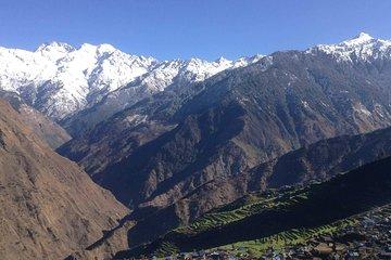 Ruby Valley en Ganesh Himal Trek
