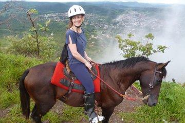 Passeio a cavalo Morro do Frota
