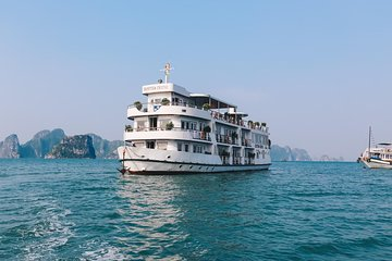Halong Bay 2 Days Cruise With...