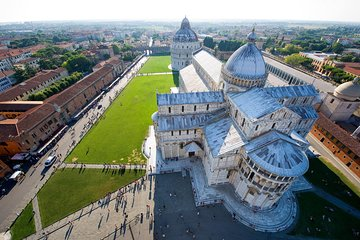 Best of Pisa Guided Walking Tour with Leaning Tower Entry Ticket